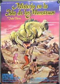 O Mistério da Ilha dos Monstros