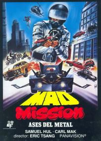 Mad Mission - Missão Maluca