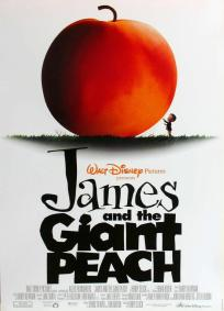 James e o Pêssego Gigante