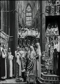 A Coroação De Rei Edward VII