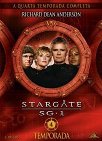 Stargate SG1 - 4ª Temporada