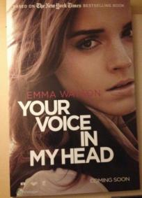 Your Voice in My Head (P)