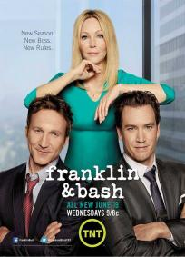 Franklin e Bash - 3ª Temporada