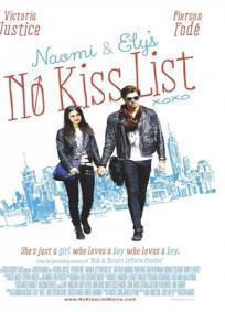 A lista de proibido beijar de Naomi e Ely