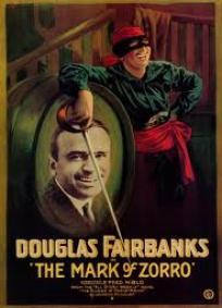 A Marca do Zorro (1920)