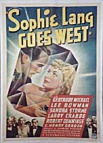 Miss Lang em Hollywood