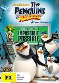 Os Pinguins de Madagascar – Operação: Impossível Possível