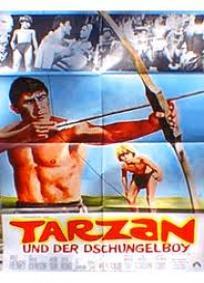 Tarzan e o Menino da Selva