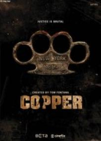 Copper - 2ª Temporada