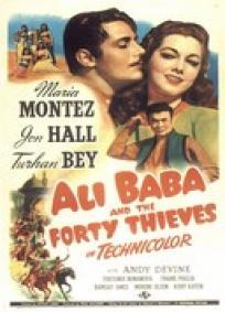 Ali Babá e os Quarenta Ladrões (1944)