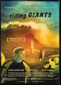 Riding Giants - No Limite da Emoção