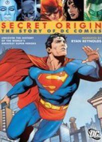 Origem Secreta - A História da DC Comics