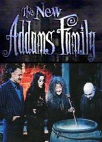 A Nova Família Addams