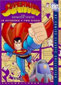 Superman - The Animated Series - 3º Temporada