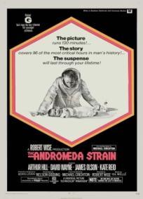 O Enigma de Andrômeda (1971)