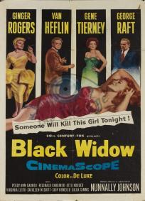 Viúva Negra (1954)