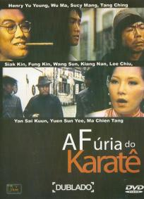 A Fúria do Karate