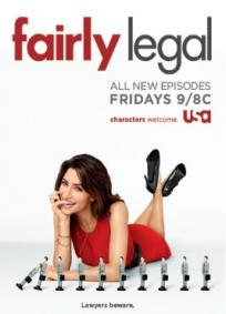 Fairly Legal 2a temporada