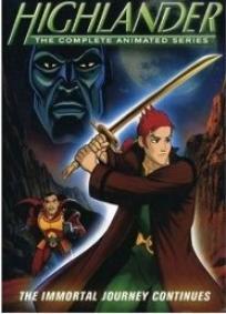 Highlander (Desenho) - 1ª Temporada