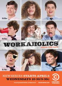 Workaholics - 1a Temporada