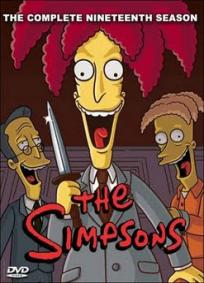 Os Simpsons - 19ª Temporada