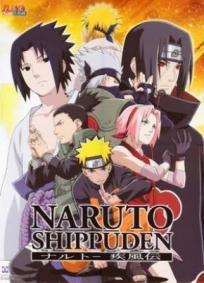 Naruto Shippuden - 1ª Temporada