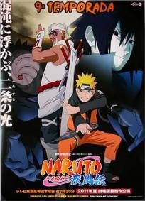 Naruto Shippuden - 9ª Temporada