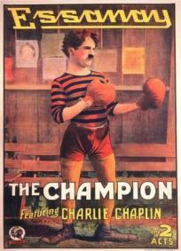 Campeão no Boxe