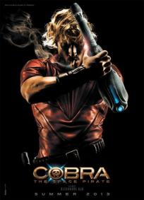 Cobra - O Pirata do Espaço (P)
