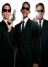 Homens de Preto 4
