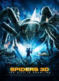 Aranhas 3D