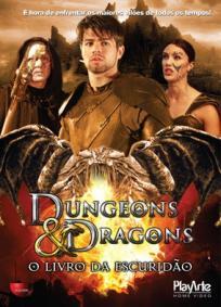 Dungeons & Dragons – O Livro da Escuridão