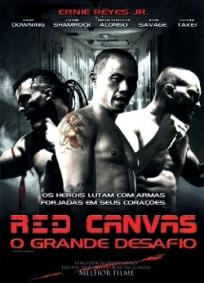 Red Canvas - O Grande Desafio