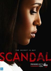 Scandal - 3ª Temporada