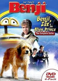 Benji, Zax and the Alien Prince
