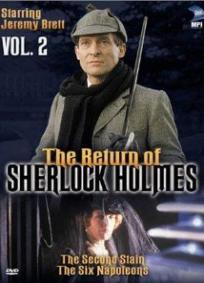 As Aventuras de Sherlock Holmes - 5ª Temporada