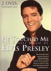 Tocou-me - A Música Gospel de Elvis Presley