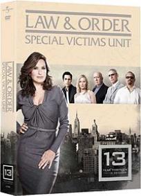Lei e Ordem: Unidade de Vitimas Especiais - 13ª Temporada