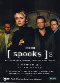 Dupla Identidade | Spooks - 3ª Temporada