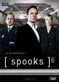 Dupla Identidade/Spooks - 6ª Temporada