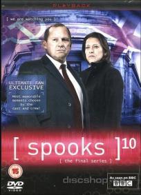 Dupla Identidade/Spooks - 10ª Temporada