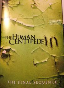 A Centopéia Humana 3