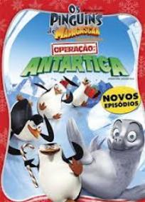 Os Pinguins de Madagascar - Operacao Antartica