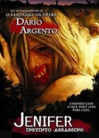 Mestres do Horror - Jenifer: Instinto Assassino