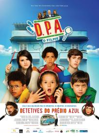 D.P.A - DETETIVES DO PRÉDIO AZUL