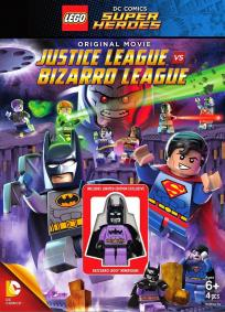 Lego - DC Comics Super Heróis - Liga da Justiça vs. Liga Bizarro