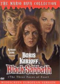 Black Sabbath - As Três Máscaras da Morte