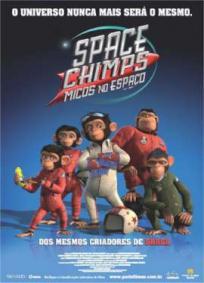 Space Chimps - Micos no Espaço