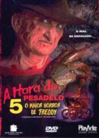 A Hora do Pesadelo 5 - O Maior Horror de Freddy
