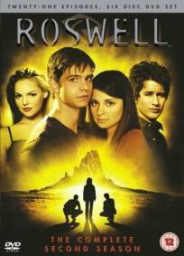 Roswell - 2a temporada